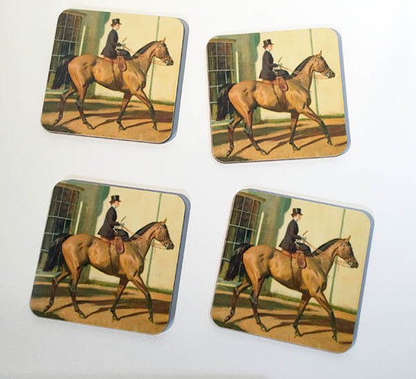 Coaster My Wife My Horse