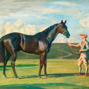 Rich Gift Print - Copyright the estate of Sir Alfred Munnings