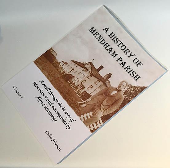 A History of Mendham Parish