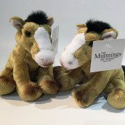 Cuddly Horse Toy