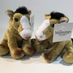 Cuddly Horse Toy