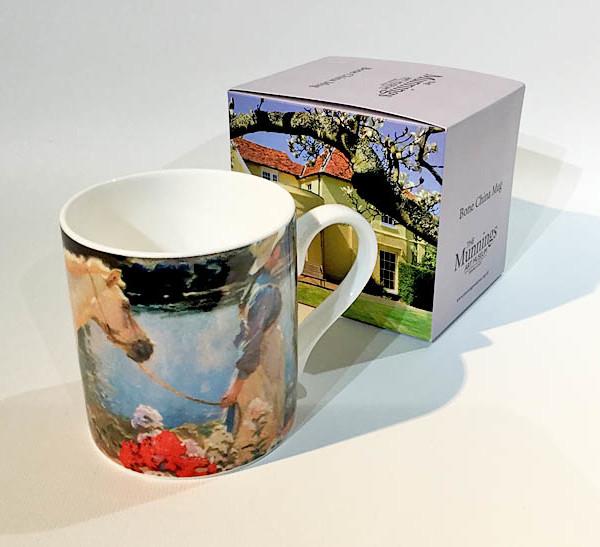 'Path to the Orchard' Mug with Box