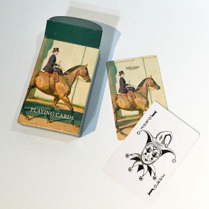 Playing Cards My Wife My Horse